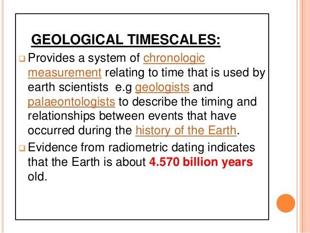 Uranium lead dating