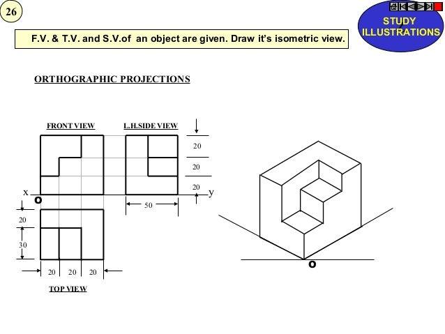 Unit 6 isometric views