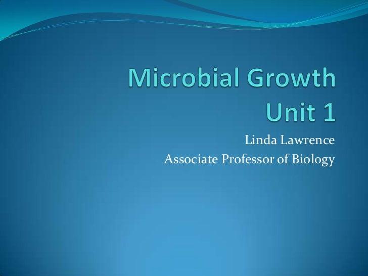 Linda LawrenceAssociate Professor of Biology