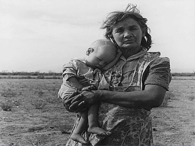 american art during the great depression We explain regionalism, photography and the great depression  photography, and the great depression  an american art movement during.