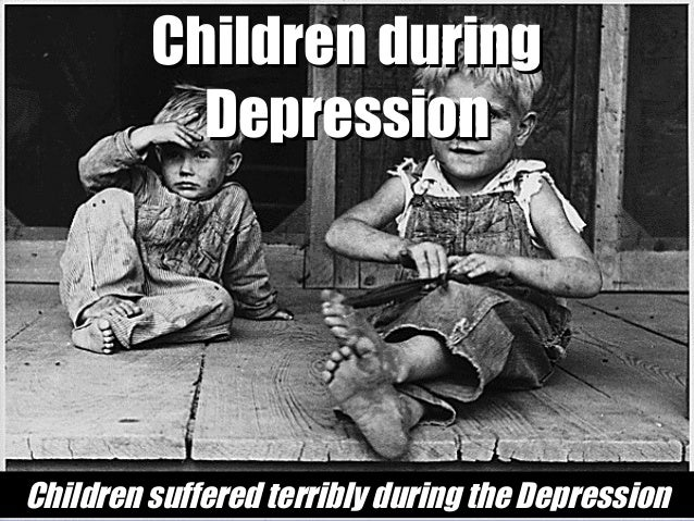 the horror of life during the great depression The great depression, the worst economic downturn in modern history, profoundly affected the daily life of american families in ways large and small the great depression, the worst economic.