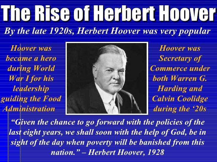 Rugged Individualism Herbert Hoover Best Rug 2018