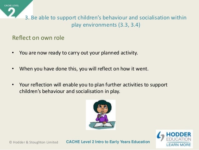 Supporting Vs Enabling Your Child With >> Unit 6 Pp
