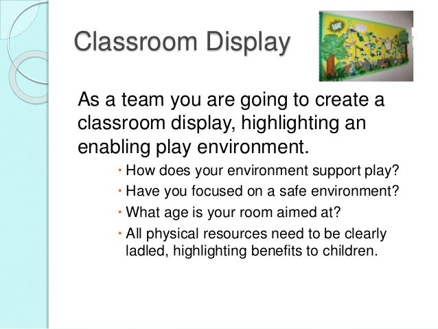 Supporting Vs Enabling Your Child With >> Unit 6 Pp Supporting Children S Play