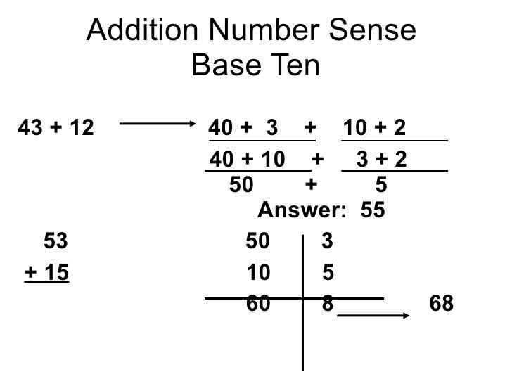 Unit 6 presentation base ten equality form of a number