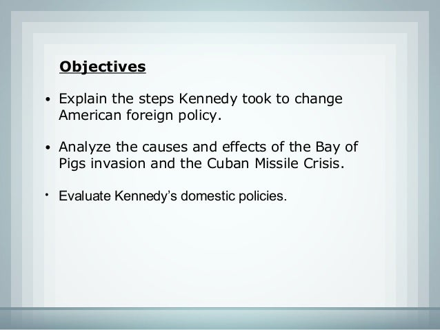 a comparison of the causes and impact of the cuban missile crisis and the cold war Compare and contrast the causes of, and the policies of the usa and the ussr during the berlin crisis of 1961 and the cuban missile crisis of 1962 photograph taken by a u-2 spy plane of missile bases on cuba.