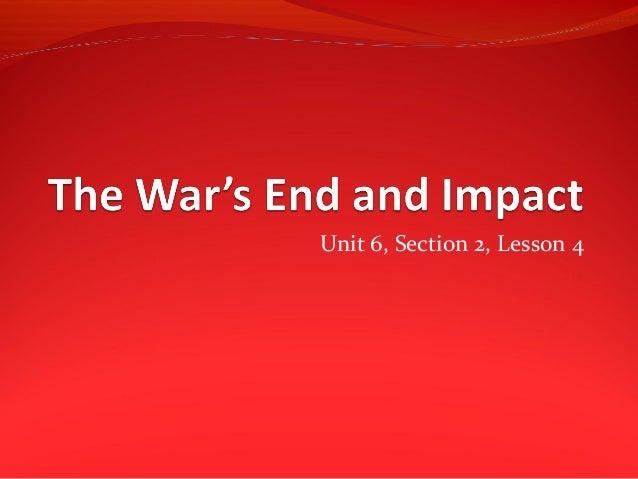Unit 6, Section 2, Lesson 4