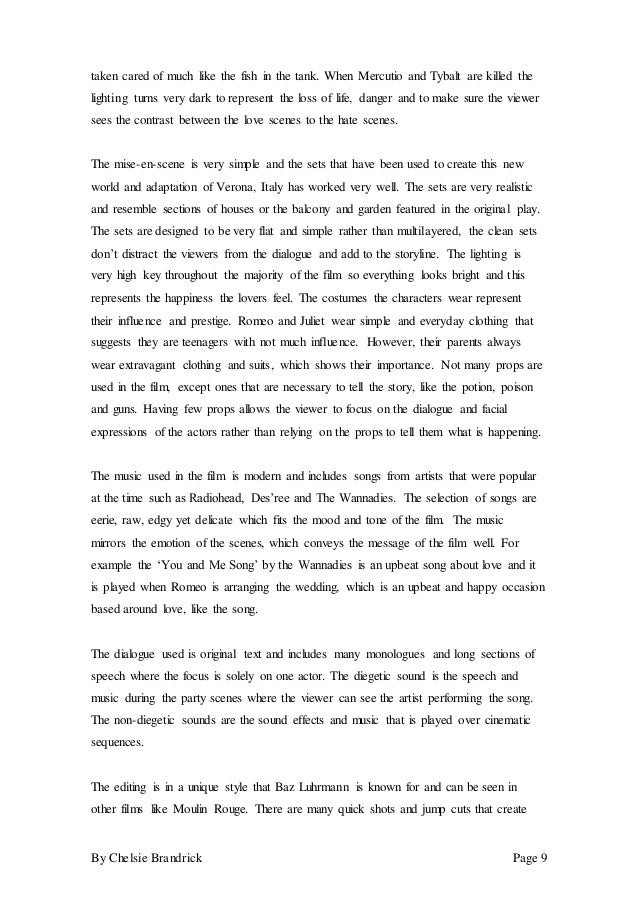 romeo and juliet emotion Free essay: the emotions portrayed in shakespeare's romeo and juliet play an important part in the composition of the play the two crucial emotions that are.
