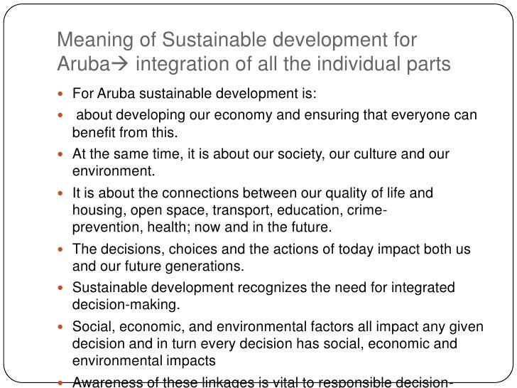 indicators of sustainable development pdf
