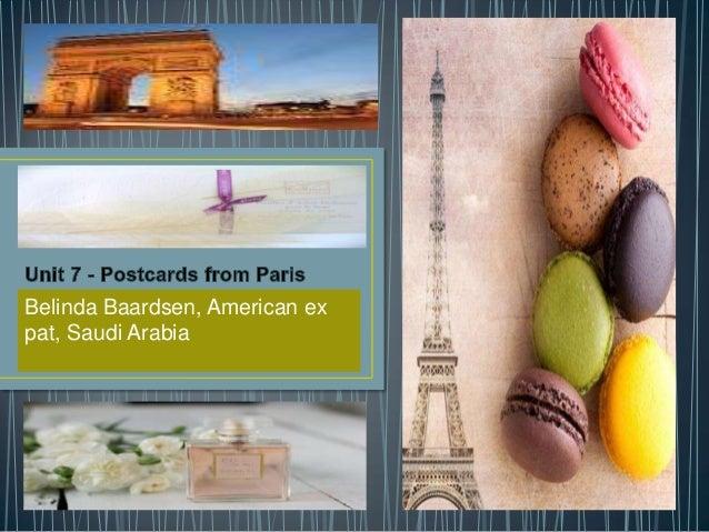 Belinda Baardsen, American expat, Saudi Arabia