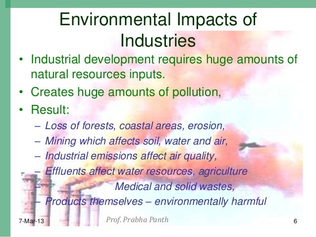 Seven serious Problems In Industrial Development in India