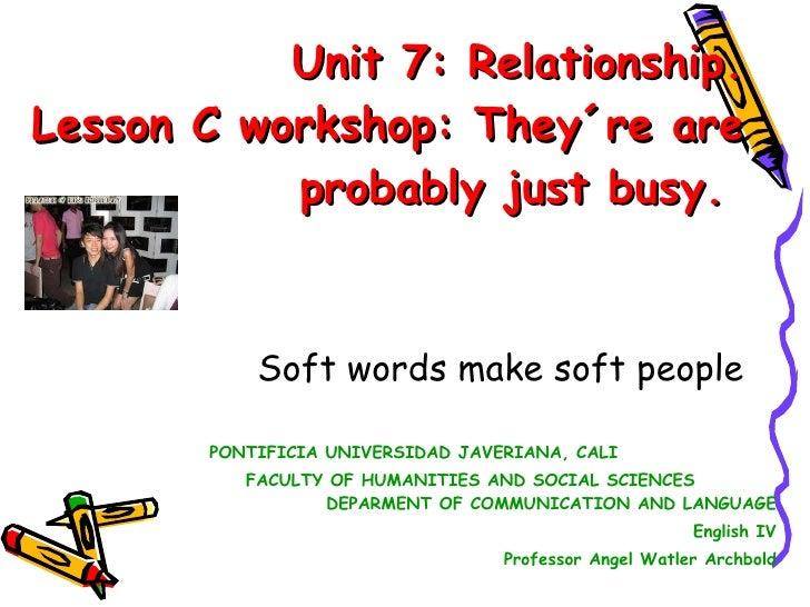 Unit 7 Lesson 1 Quizlet Drivers / Bryans Favorite Books - A Field