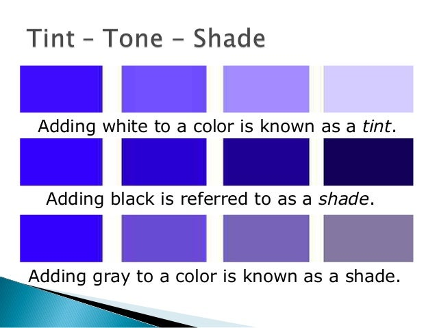 A brief introduction to color theory for White is all colors