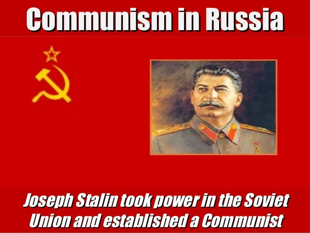 rise of communism in russia essay The history of communism encompasses a wide variety of ideologies and political movements sharing the core theoretical values of collective ownership and the ultimate rise of adolf hitler in germany a documentary history of communism in russia: from lenin to gorbachev (1993) external.