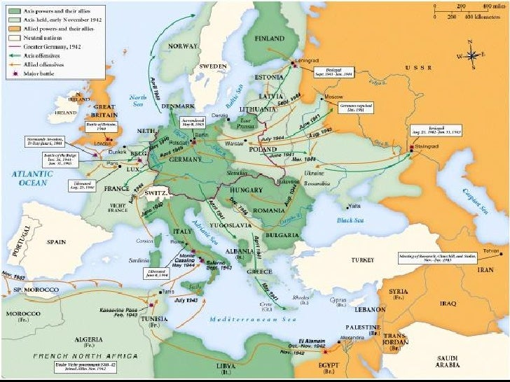 Animated map depicting german control of europe geography social the holocaust 76 the holocaust after the war the world discovered that during thewar the germans gumiabroncs Images