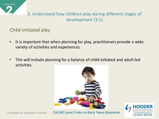 cache level 3 childacre unit 2 b1 Home general education question: cache level 3, unit 5, award/certificate/diploma in child care and education e1- describe the responsibility of the.