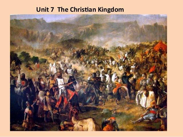 Unit  7    The  Chris-an  Kingdom