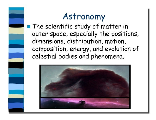 Complete Astronomy Unit PPT Slide 2