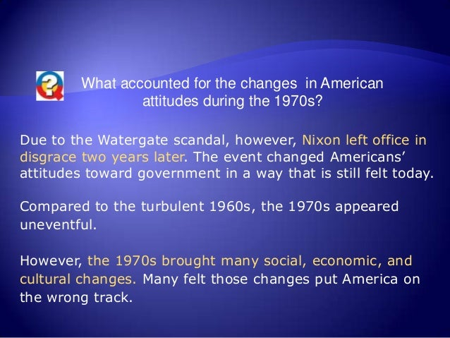 The changes in american attitude towards disability throughout the years