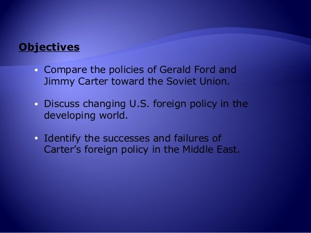 Unit 8 Lesson 2 Foreign Policy Troubles