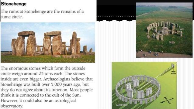 Unit 8 prehistory