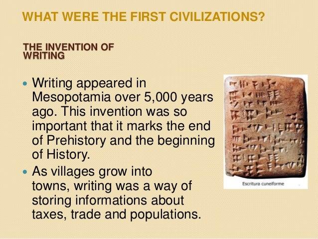 important civilizations