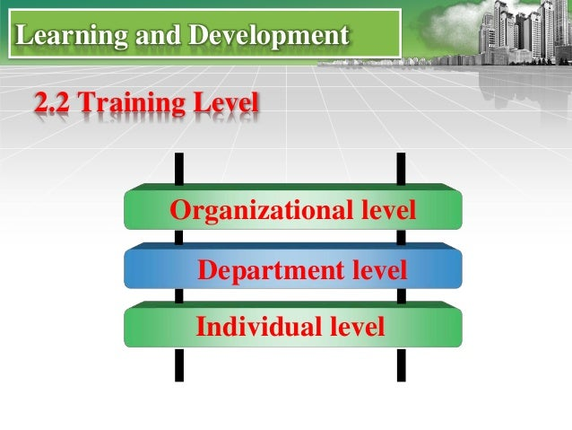 unit 9 managing and developing people Managing performance for success  unit and university goals which allows  interest and aptitude for management, and begin developing their supervisory skills to.