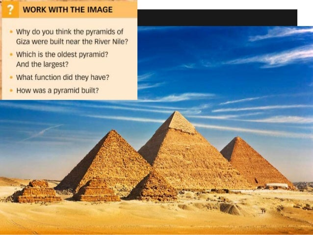 The first great civilizations appeared around 5,000 years ago. They were in: -China -India -Mesopotamia -Egypt They were r...