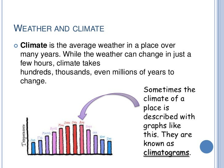 CLIMATE   A number of factors influence the climates found    around the globe. Some of them are:      Latitude      Al...