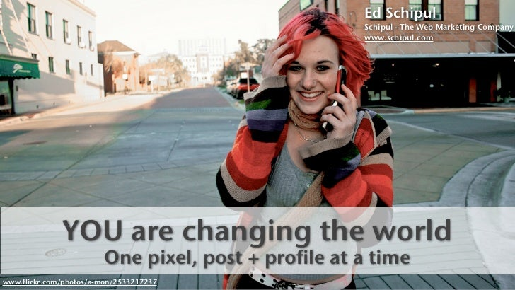 Ed Schipul                                                       Schipul - The Web Marketing Company                      ...