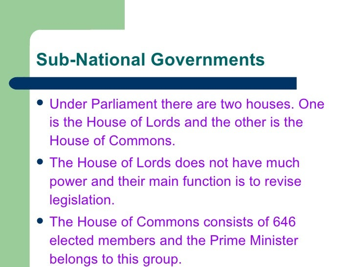 what is a unitary government definition