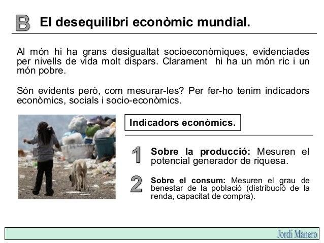 - PIB. Valor total de la producció d'un territori durant un any. - PNB. Valor total de la producció d'un territori durant ...