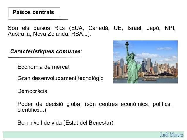 El terme subdesenvolupament va començar a utilitzar-se després de la segona guerra mundial per referir-se a països que inc...