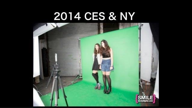 2014 CES & NY