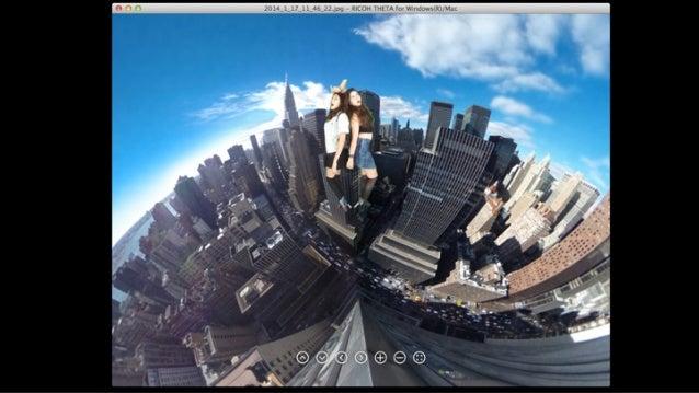 Unity5からパノラマ画像を Skyboxに使える Thetaは環境マップにも使えそう