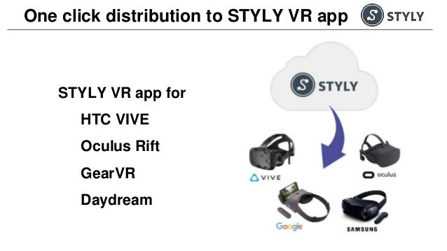 Easiest way to distribute VR from Unity [STYLY]