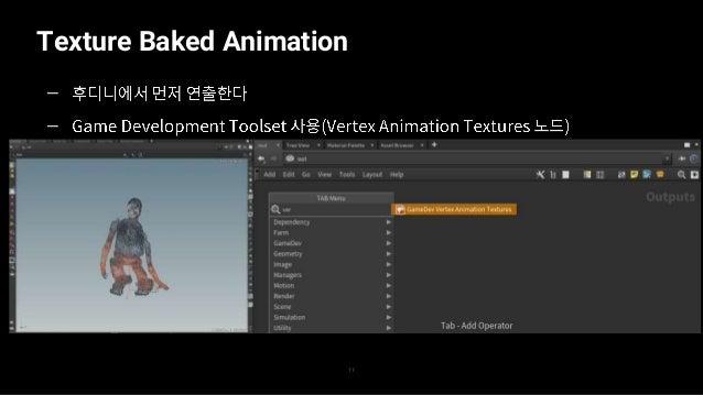 Texture Baked Animation 12