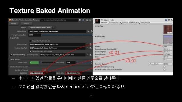 Texture Baked Animation 23 —