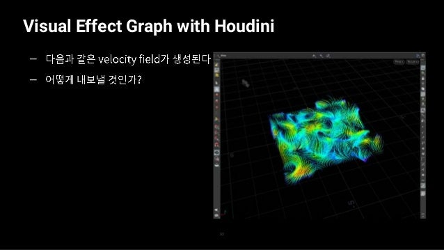 Visual Effect Graph with Houdini 33 —