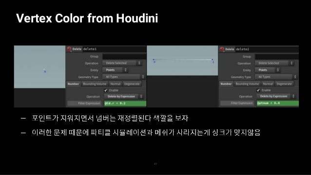 Vertex Color from Houdini 48