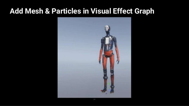 Overall Visual Effect Graph Node 65
