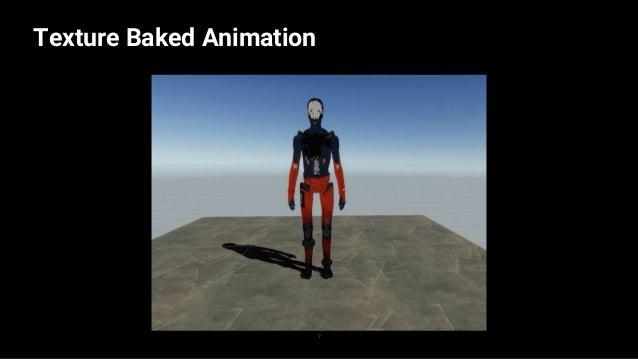Texture Baked Animation 8