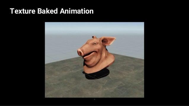 Texture Baked Animation 9 — — — —