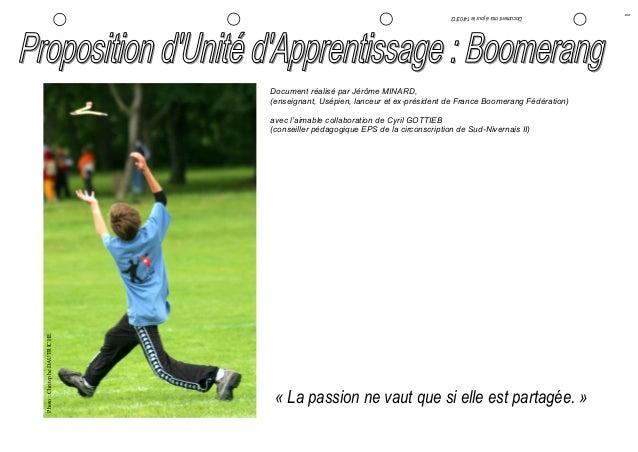 Document mis à jour le 14/03/12 Photo : Chritophe DAUTRICHE  avec l'aimable collaboration de Cyril GOTTIEB (conseiller péd...