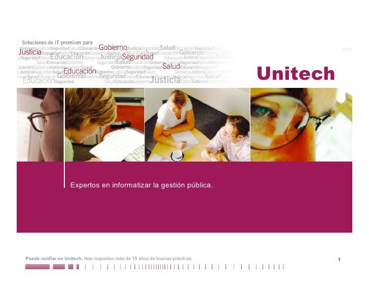 11 de junio de 2009                                                                                  Unitech              ...