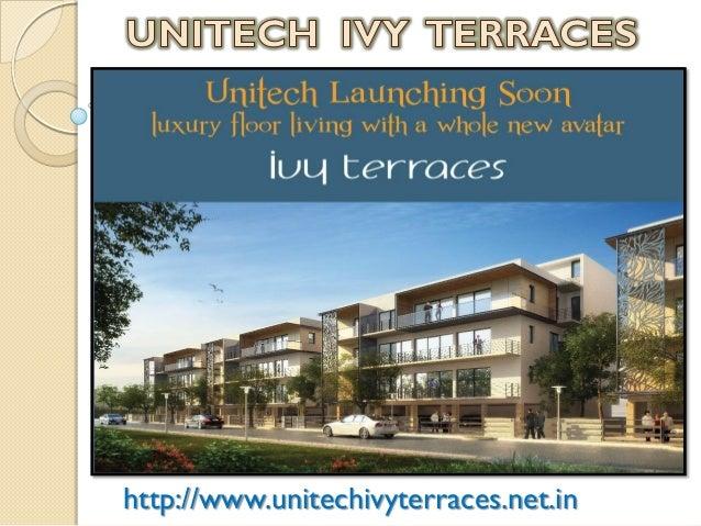 http://www.unitechivyterraces.net.in