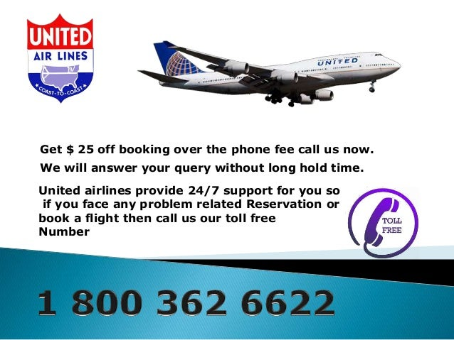 United airlines phone number 800-362-6622 contact number