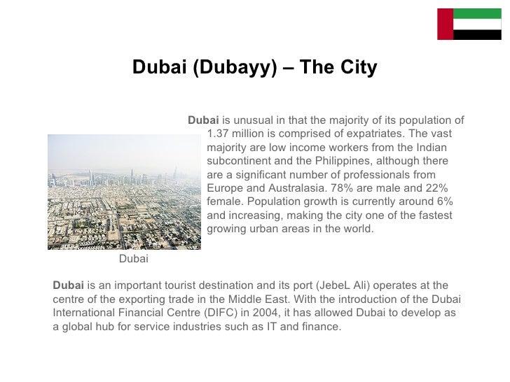 United Arab Emirates - Intercultural Management