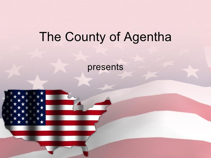 United States of America Map PowerPoint Presentation Template