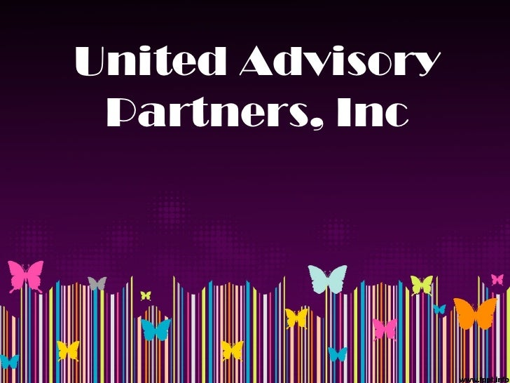 United Advisory Partners, Inc